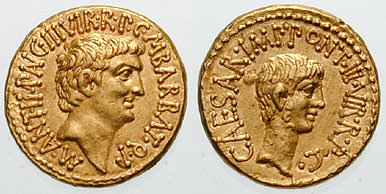 Dokončna zmaga Oktavijana z bitko pri Akciju