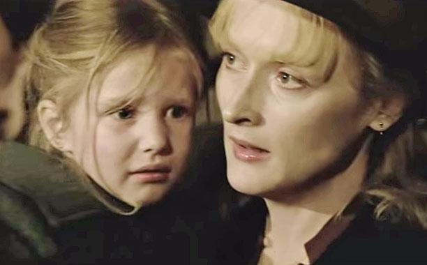 """Sofijina odločitev """"Sophie's choice"""" (1982)"""