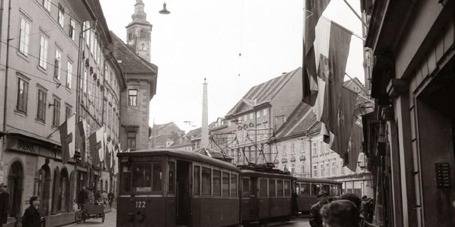 Prvi ljubljanski tramvaj