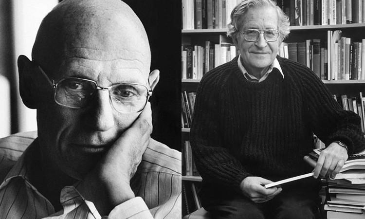 Michel Foucault in Noam Chomsky – Debata o človeški naravi (1971)