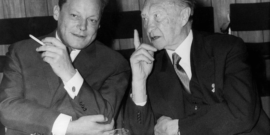 Willy Brandt (1964)