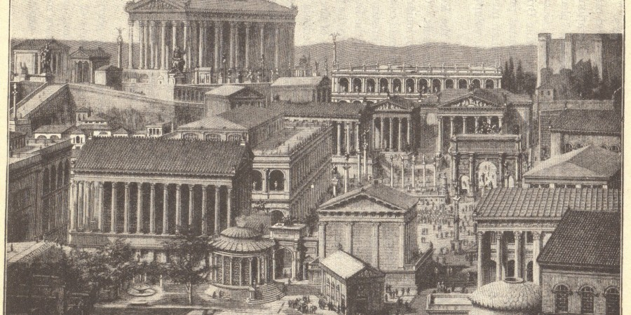 Paul Freedman – Rome's Greatness and First Crises (Yale University 2010)