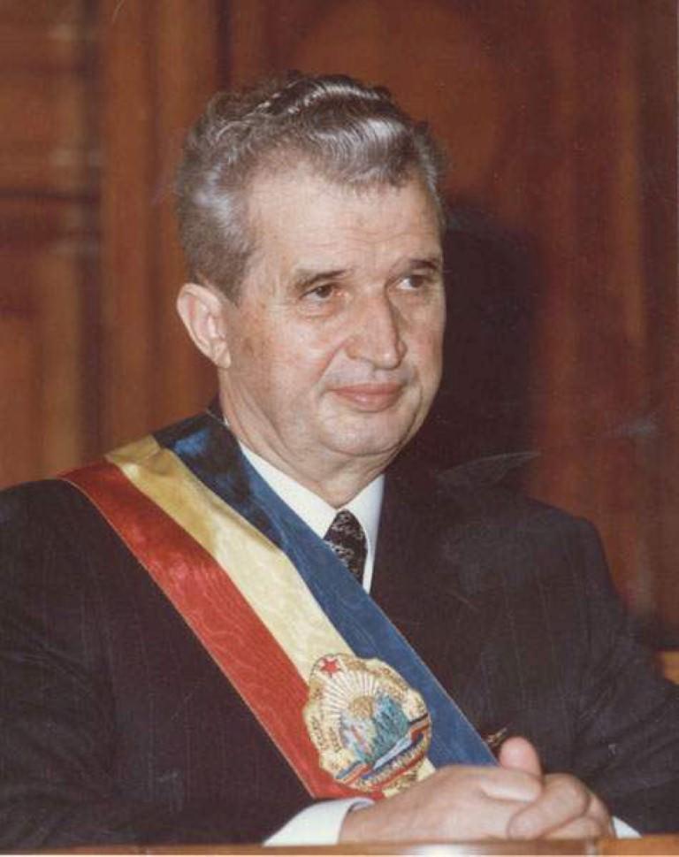 Nicolae Ceauşescu. Foto: Državni arhiv Romunije