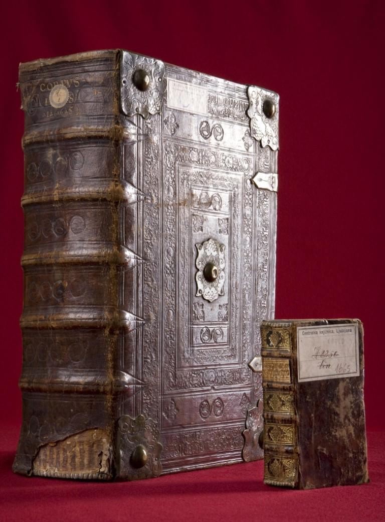 Corpus Juris Civilis (1663)