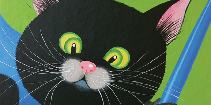 Maček Muri praznuje 40 let