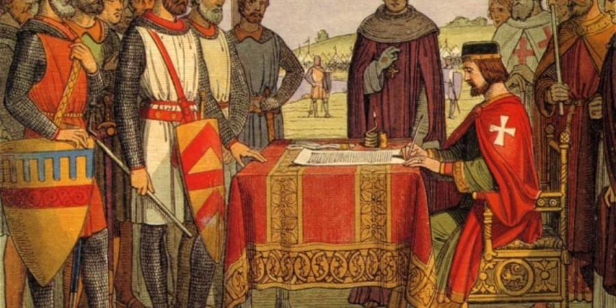 Magna Carta ali Velika listina svoboščin