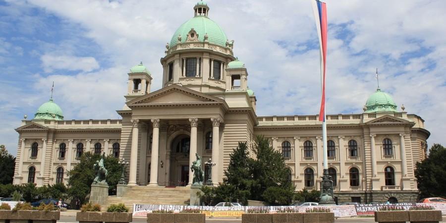 Zakulisje jugoslovanske skupščine med obema vojnama