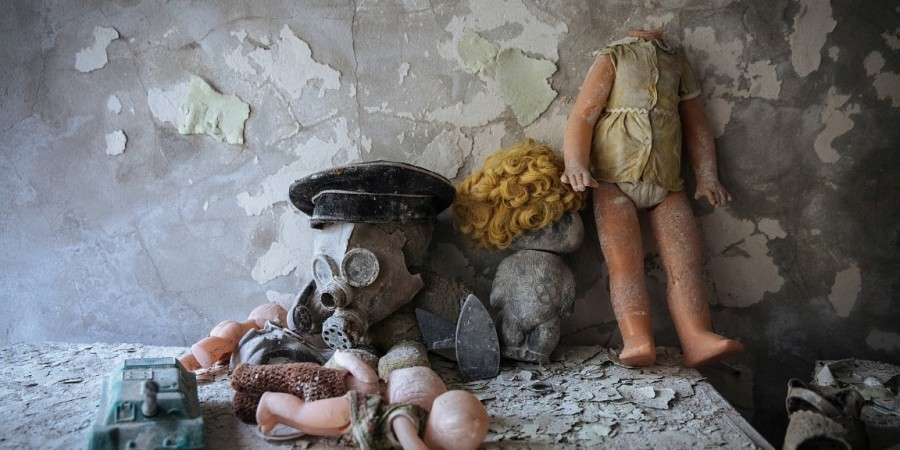 Černobil 30 let pozneje