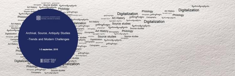 Mednarodna konferenca: Archival Studies, Source Studies, Antiquity Studies – Trends and Modern Challenges