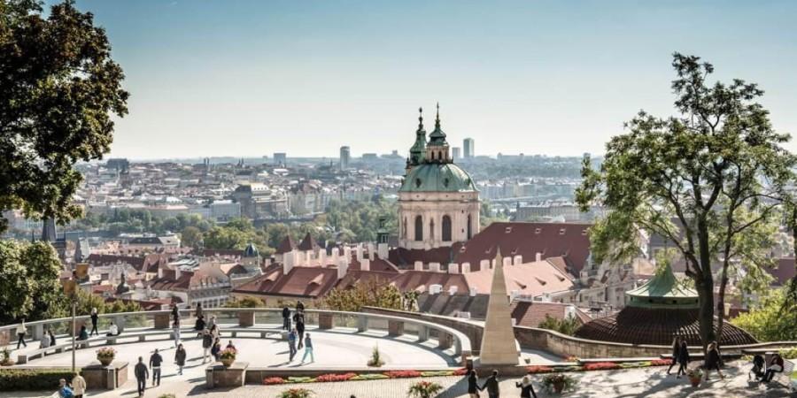 Poletne šole v Pragi