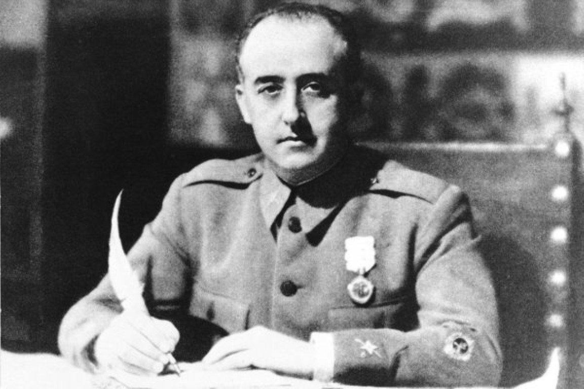 Francisco Franco. Foto: quotesgram.com