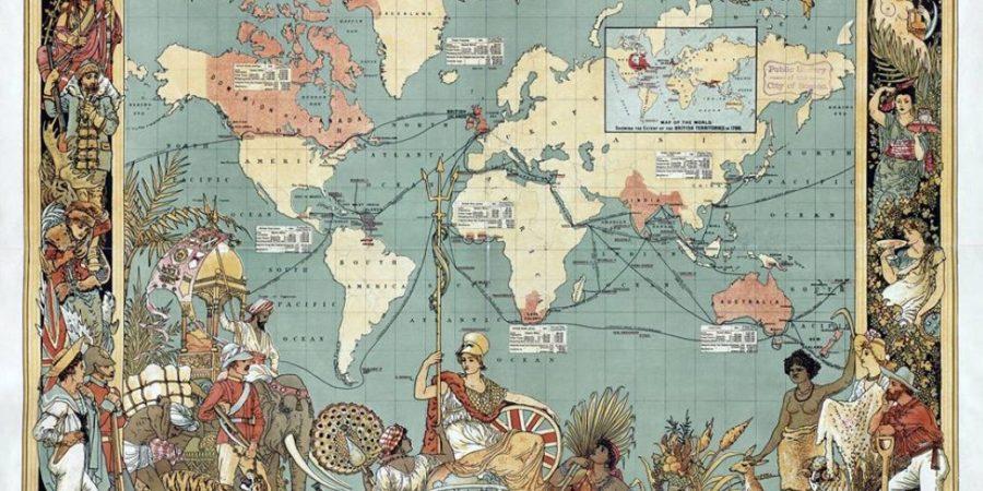 Študijski seminar: Izvori kapitalistične modernosti, družbeni razvoj in geopolitika