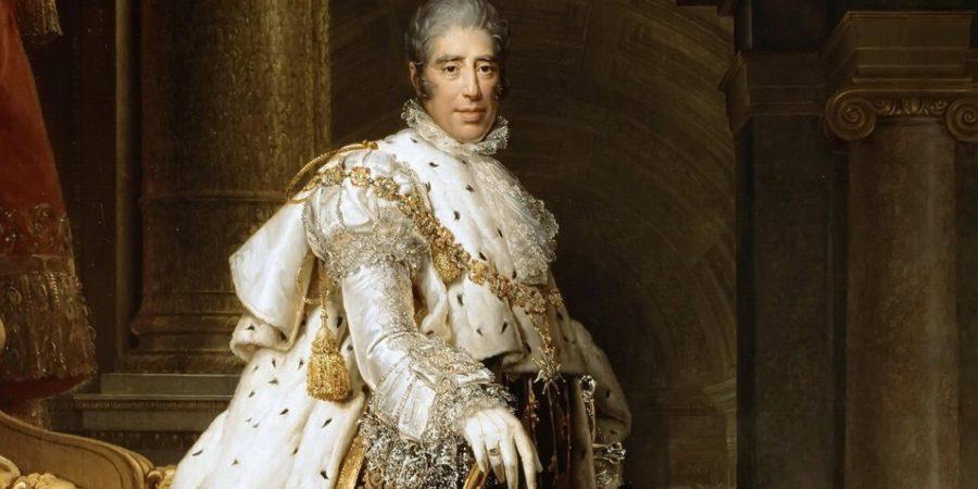 Posmrtni ostanki zadnjega burbonskega kralja Karla X.