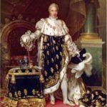 Portret kralja Karla X. naslikan s strani Pierre-Narcisse Guérina. Foto: commons.wikimedia.org