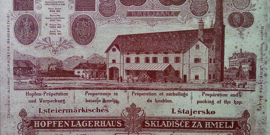 Kmetijska  obdelovalna zadruga Slavka Šlandra v Vrbju pri Žalcu