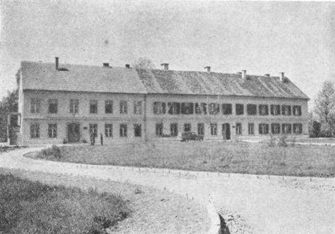 Hmeljarska šola v Vrbju pri Žalcu
