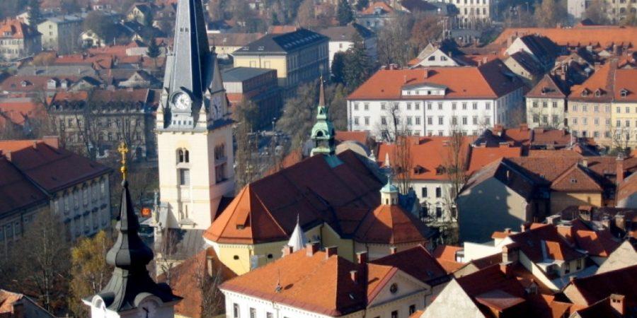 Posvet: Jezuitska cerkev v Ljubljani
