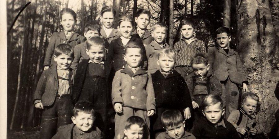 Izselitev vaščanov Mošenj v času druge svetovne vojne