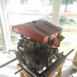 Motorna brizgalna PGD Unec. Vir: osebni arhiv