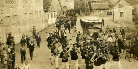 Razvoj gasilstva na Uncu do začetka druge svetovne vojne