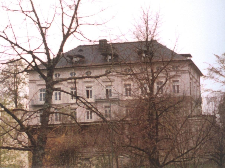 Taborišče Rottmannshöhe. Vir: Osebni arhiv Anotna Pristova.
