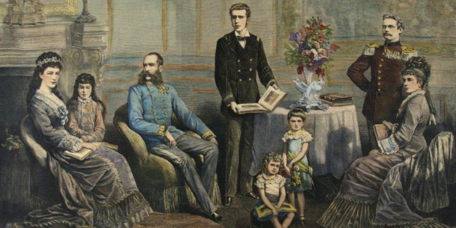 100 let smrti cesarja Franca Jožefa I.