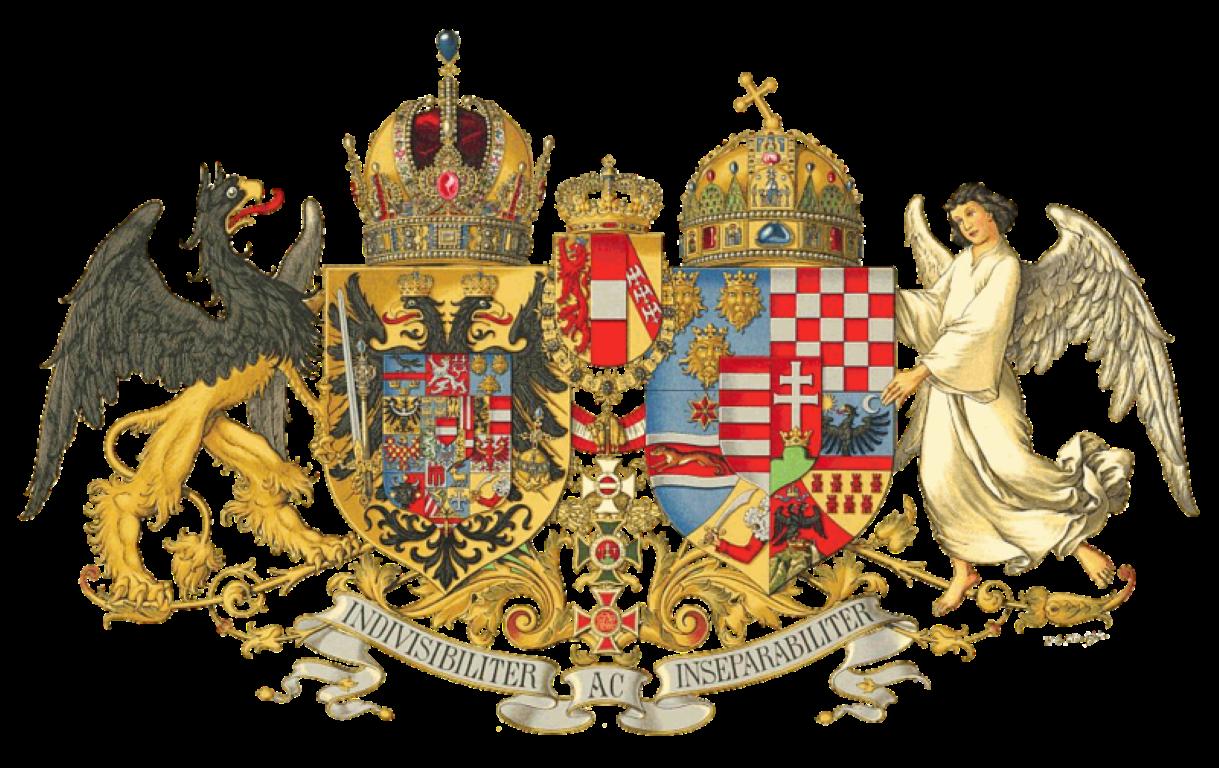 Grb Avstro-Ogrske. Foto: wikimedia