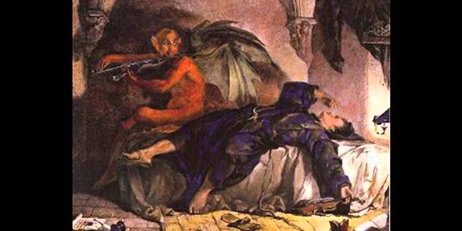Kako je Tartinija hudič iz sanj navdihnil, da je napisal sonato