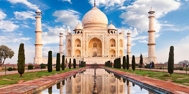 Skrivnosti mavzoleja Taj Mahal