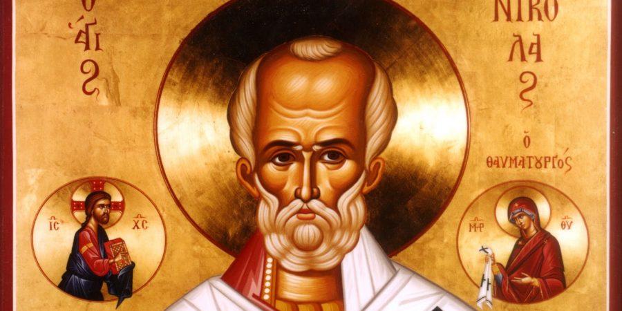 Nikolaj iz Mire – sveti Miklavž