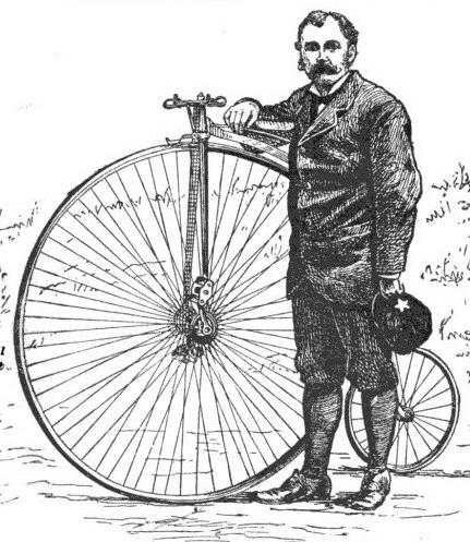 Prva kolesa.
