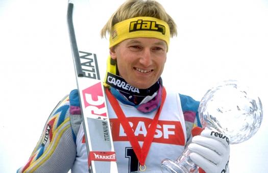Prva slovenska zmaga v alpskem smučanju