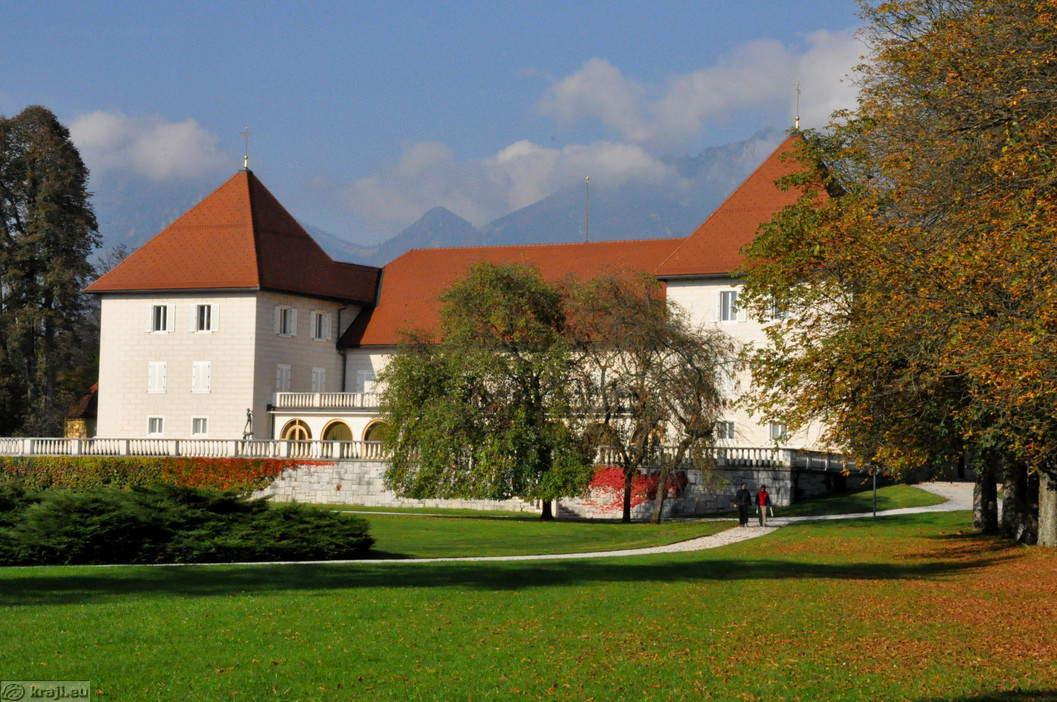 Brdo pri Kranju. Foto: kraji.eu