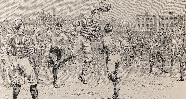 Nogometna zgodovina