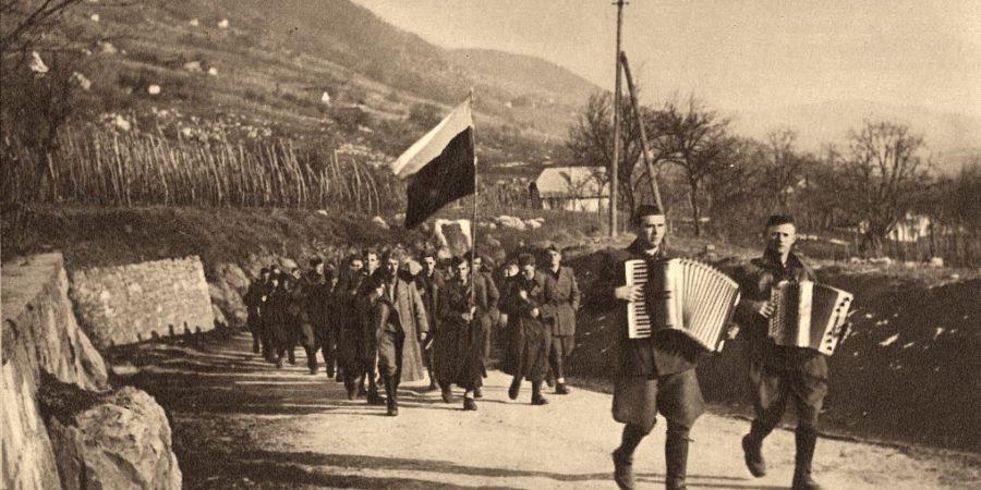 Prihod XIV. divizije na Štajersko