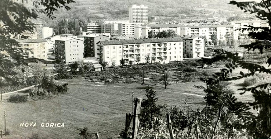 70 let pričetka gradnje Nove Gorice