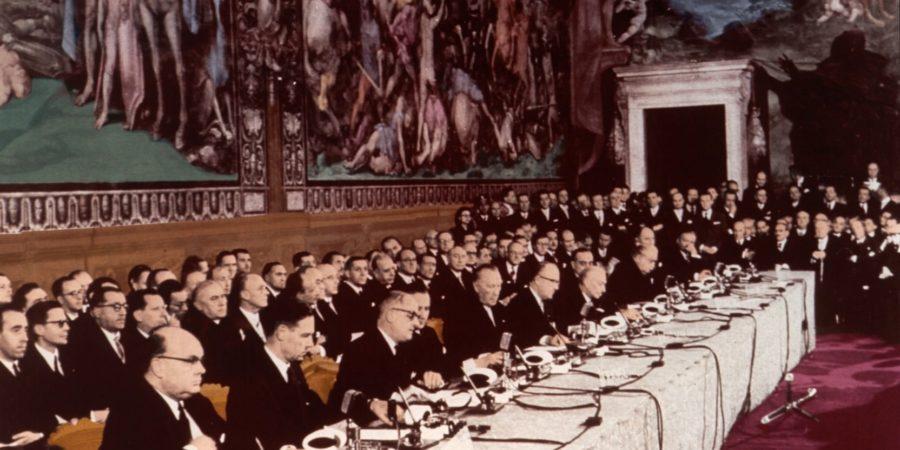 60 let od podpisa Rimske pogodbe