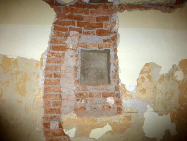Stena, v kateri so našli časovno kapsulo