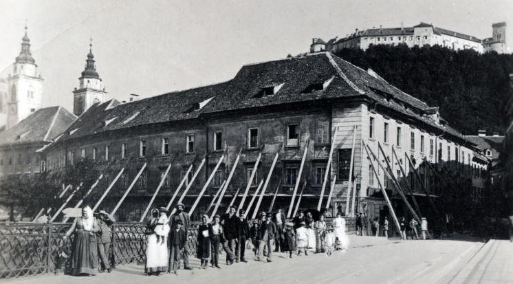 Potres 26. marca 1511 in njegove posledice v naših krajih