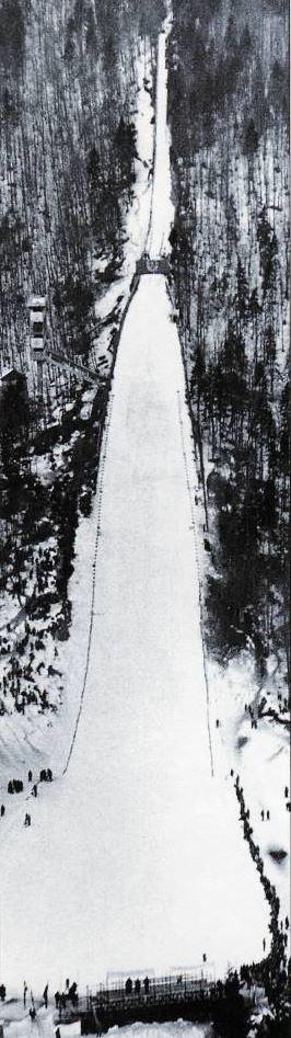 Ena zgodnejših fotografij planice. Foto: skyscrapercity.com