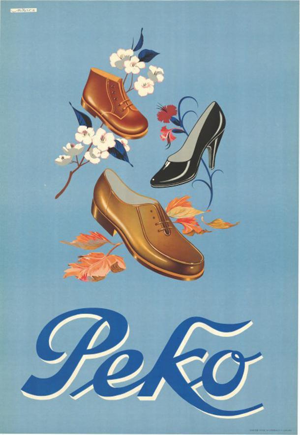 Čevlji za vso družino. Foto: Muzej radovljiške občine