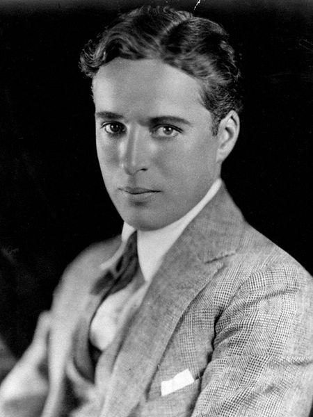 Charlie Chaplin ok. leta 1920
