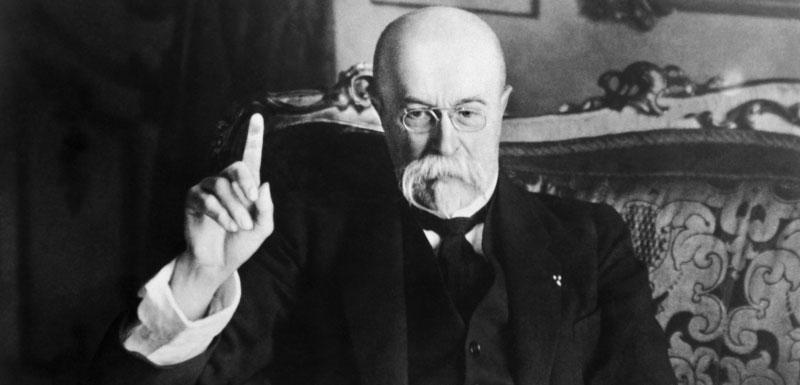 Masaryk, Nova Evropa in politična realnost po prvi svetovni vojni – 1. del