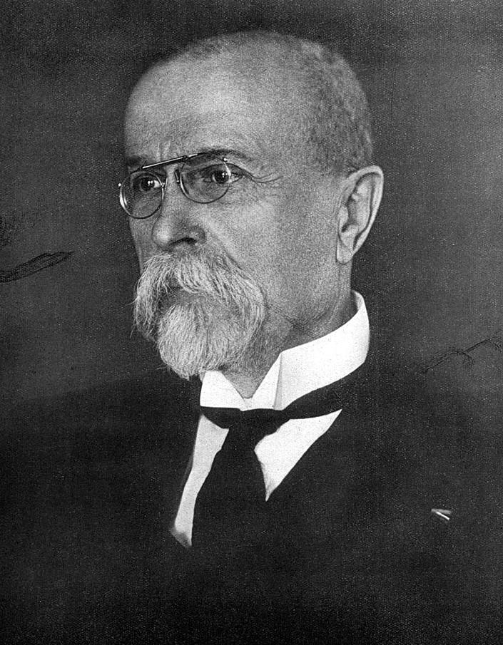 Tomaš Garrigue Masaryk. Foto: com-mons.wikimedia.org
