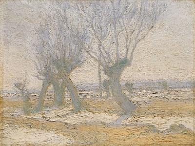 Umrl Matija Jama, največji popotnik med slovenskimi impresionisti