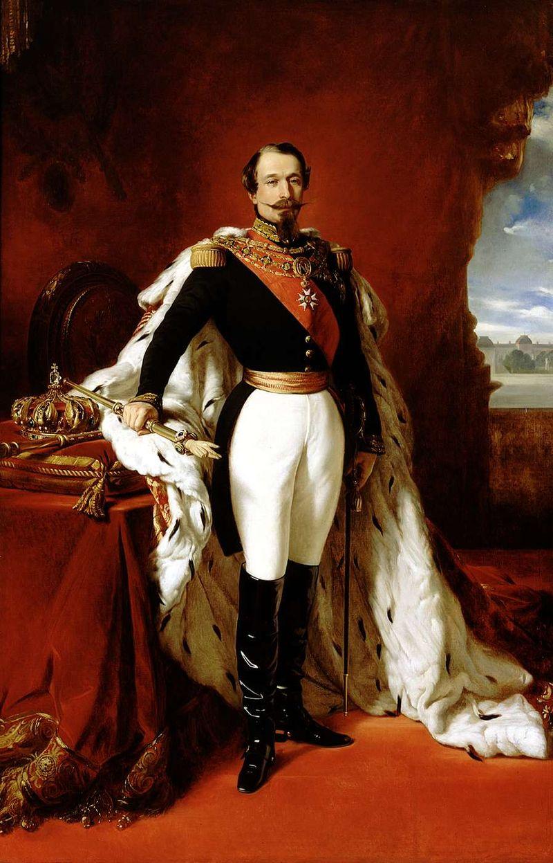 Napoleon III. Foto: Wikimedia