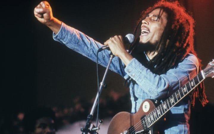 Bob Marley na odru