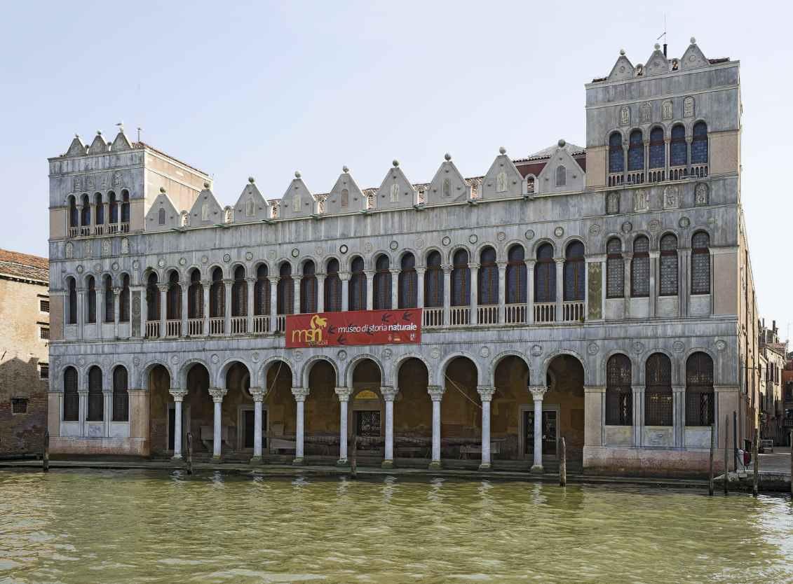 Palača iz 13. stoletja, ki so jo v 17. stoletju namenili turškim trgovcem.