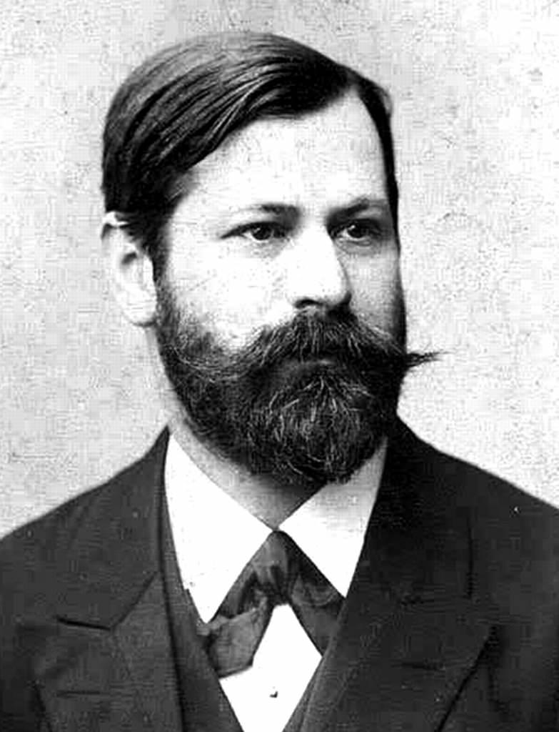 Mladi Sigmund Freud.