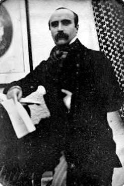Mladi Gustave Flaubert.